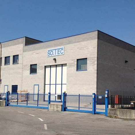 SO.TEC | Oil mist filtration and industrial spraying systems