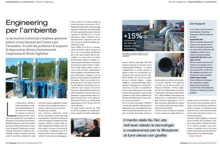 "SO.TEC on ""Dossier Meccanica & Engineering"