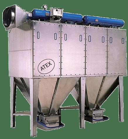 filtro depolveratore ATEX FMKZ25