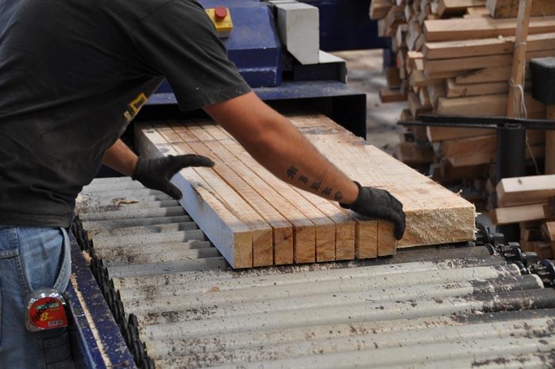 Lavorazione del legno 3