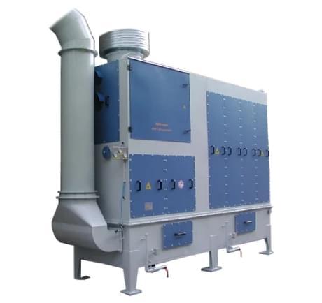 filtrazione aria